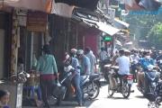 Chợ Đại Từ-phường Đại Kim-quận Hoàng Mai vẫn tấp nập mua bán