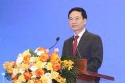 """Bộ trưởng Nguyễn Mạnh Hùng phát biểu về """"Cơ hội trong chuyển đổi số của các địa phương"""""""