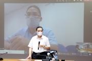 Chủ tịch UBND thành phố Hà Nộikêu gọi người dân thực hiện khai báo y tế thường xuyên