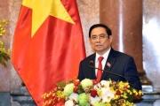 Lễ công bố và trao quyết định của Chủ tịch nước bổ nhiệm các Phó Thủ tướng Chính phủ, các Bộ trưởng và các thành viên khác của Chính phủ nhiệm kỳ 2021 - 2026