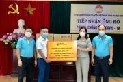 T&T Group tặng 50.000 bộ kit xét nghiệm nhanh Covid - 19 trị giá 7,5 tỷ đồng cho hai tỉnh Thanh Hóa và Kiên Giang