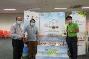 TH gây ấn tượng tại triển lãm thực phẩm cao cấp tại Singapore