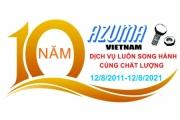 Công ty cổ phần AZUMA Việt Nam 10 năm một chặng đường phát triển