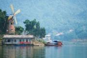 Hòa Bình sẽ có khu du lịch sinh thái Thung Nai Peninsula resort rộng gần 150ha