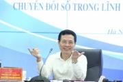 Bộ trưởng Nguyễn Mạnh Hùng: Công nghệ số phải là dịch vụ thiết yếu như điện, nước
