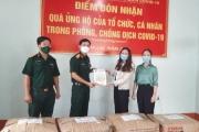 Công ty Hoa Trang Gia Lai tặng 1.200 bộ bảo hộ phòng dịch Covid-19