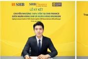 SHB sẽ chuyển nhượng 100% vốn tại SHB Finance cho Krungsri thuộc Tập đoàn MUFG – Nhật Bản