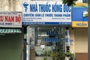 Hà Nội: Nhà thuốc Hồng Đức tăng giá trong mùa dịch