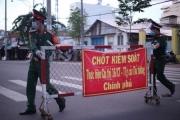 Hà Nội siết chặt việc cấp và sử dụng giấy đi đường trong thời gian giãn cách xã hội