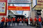 """Hội Chữ thập đỏ Thành phố Hồ Chí Minh ra mắt câu lạc bộ """"chuyến xe nghĩa tình"""""""