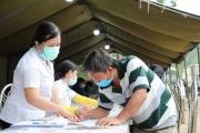 Hà Nội kêu gọi người dân khai báo y tế, đặc biệt là khi ho, sốt