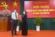 Bộ Chính trị điều động, chỉ định Bí thư Tỉnh ủy Đồng Nai