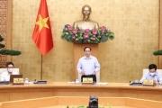 Chỉ đạo, điều hành của Chính phủ, Thủ tướng Chính phủ nổi bật tuần từ 2 - 6/8/2021