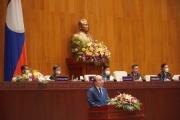 Toàn văn phát biểu của Chủ tịch nước Nguyễn Xuân Phúc tại phiên họp Quốc hội Lào Khóa IX