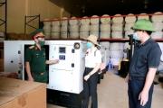 Xuất cấp hàng dự trữ quốc gia cho Thành phố Hồ Chí Minh phòng, chống dịch