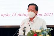 Thành phố Hồ Chí Minh tiếp tục giãn cách xã hội đến 15/9 để khống chế nguồn lây