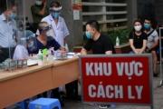 Trưa 24/8: Hà Nội có 51 ca mắc Covid - 19