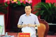 """Bí thư Thành ủy Hà Nội: Triệt để khắc phục sơ hở, tập trung chặn dịch từ """"gốc"""""""
