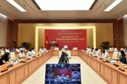 Thủ tướng Phạm Minh Chính chủ trì hội nghị góp ý kiến dự thảo báo cáo tổng kết Nghị quyết số 19-NQ/TW