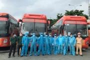 Nhà xe Phương Trang và HAGL hỗ trợ giúp 247 công dân về Gia Lai