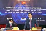 An toàn, an ninh mạng là then chốt để chuyển đổi số thành công tại Việt Nam