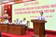 Ủy ban Trung ương Mặt trận tổ quốc Việt Nam đóng vai trò to lớn trong việc tập hợp, xây dựng khối đại đoàn kết toàn dân tộc