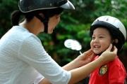 Công an Hiệp Hòa (Bắc Giang) đảm bảo trật tự an toàn giao thông cho thanh thiếu niên, học sinh