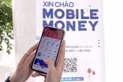Bộ trưởng Nguyễn Mạnh Hùng: 'Cấp phép thí điểm Mobile Money vào tháng 10'