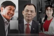 Lộ diện các thiếu gia tỷ phú Việt