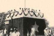 Nhìn lại những bức ảnh đẹp ngày Chủ tịch Hồ Chí Minh đọc bản Tuyên ngôn Độc lập - 2/9/1945