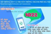 Tổng đài 1022 Hà Nội bổ sung 2 nhánh 5 và 6 giúp giải đáp các vấn đề an sinh và hỗ trợ người dân khó khăn do đại dịch Covid - 19