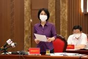 Hà Nội: Phấn đấu cam kết tiêm chủng đạt 150.000 mũi/ngày, nỗ lực truy vết triệt để F0