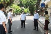 Tối 01/10, Hà Nội ghi nhận thêm ca nhiễm Covid tại khu phong tỏa