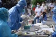 Sáng 4/10, Hà Nội có 5 ca mắc Covid - 19 liên quan đến Bệnh viện Việt Đức, 1 ca về từ Thành phố Hồ Chí Minh
