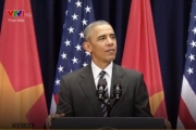 Bài phát biểu của tổng thống mỹ obama tại việt nam 24/5/2016