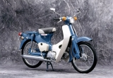 Huyền thoại Honda Super Cub phiên bản mới giá từ 2.050 USD