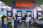 """Petrolimex treo khẩu hiệu ủng hộ hàng Việt: """"Không phải như phản đối Uber, Grab"""""""