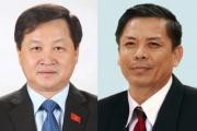 Thủ tướng và Chủ tịch QH chúc mừng tân Bộ trưởng GTVT, Tổng Thanh tra