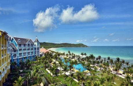 JW Marriott Phu Quoc Emerald Bay giành chiến thắng vang dội tại Giải thưởng Khách sạn Sang trọng Thế giới