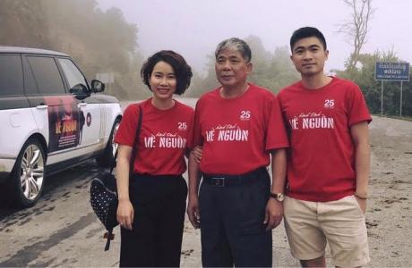Đại gia Lê Thanh Thản lần đầu chia sẻ chuyện gia đình