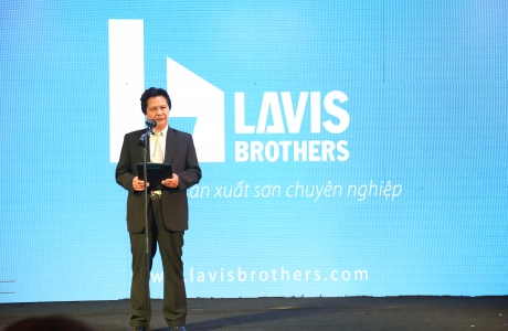 Sơn Lavisson gặp mặt khách hàng, đại lý, đối tác năm 2018