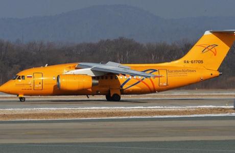 Rơi máy bay ở Nga, 71 người hết hy vọng sống sót