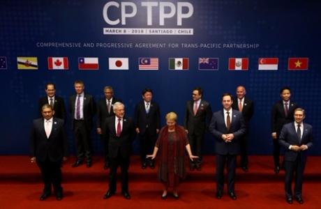 11 nước chính thức ký CPTPP