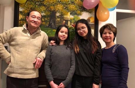 16 năm 'rải đơn tìm việc khắp Paris' của cô dâu Việt