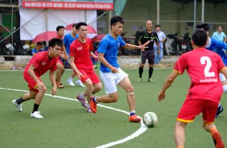 Trước loạt trận cuối vòng bảng giải bóng đá