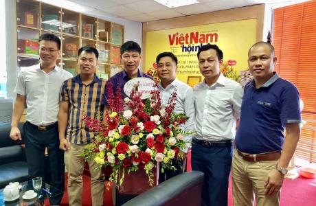 Bổ nhiệm Phó Tổng Biên tập Tạp chí Việt Nam Hội nhập