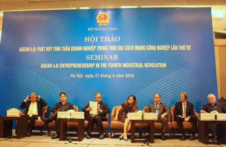 Doanh nghiệp Việt trong thời đại cách mạng công nghệ 4.0