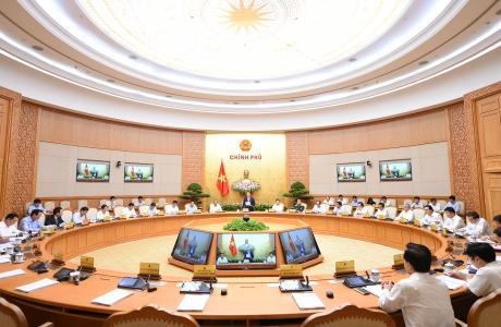 Thủ tướng chủ trì phiên họp Chính phủ thường kỳ tháng 7/2018