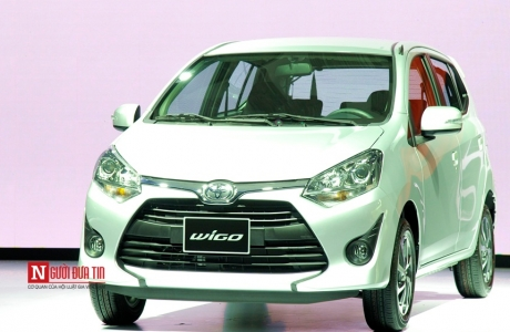 Toyota Wigo, Rush và Avanza ra mắt: Những