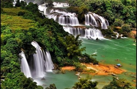Những thác nước hùng vĩ của Việt Nam